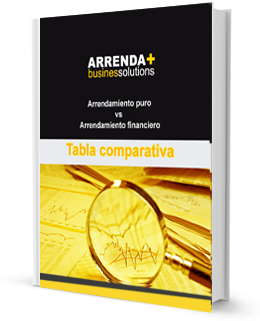 arrendamiento puro vs arrendamiento financiero