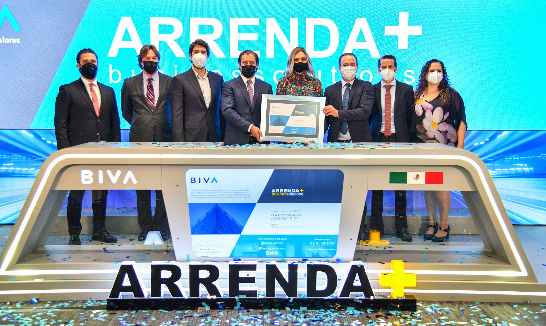 BIVA_ARRENDA+ Bursatilización