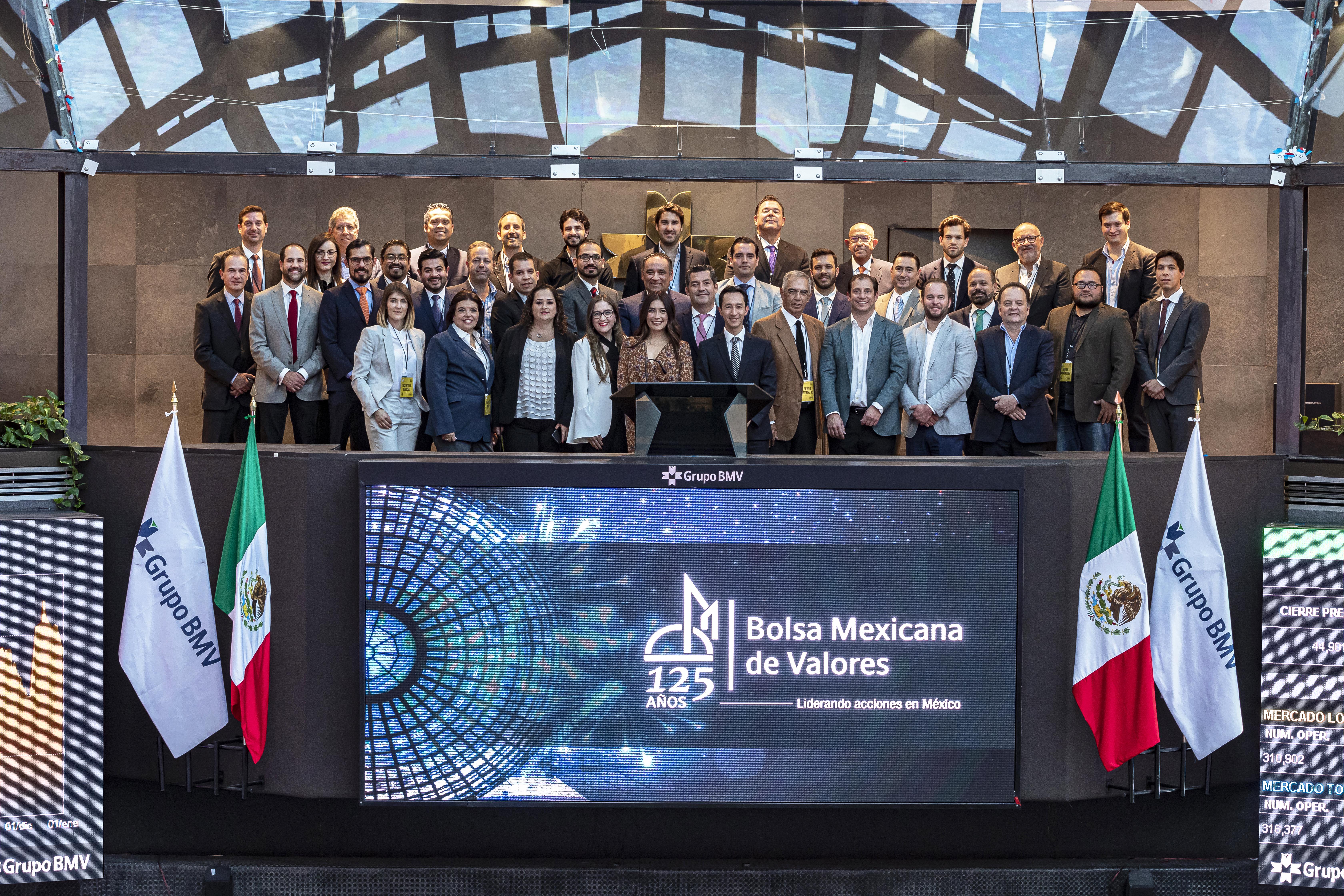 Arrendamas emision bolsa mexicana de valores